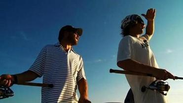 "Bode Miller, left, and Chelone Miller, shown in an image from the Ski Channel film, ""The Story,"" had a special bond as brothers."